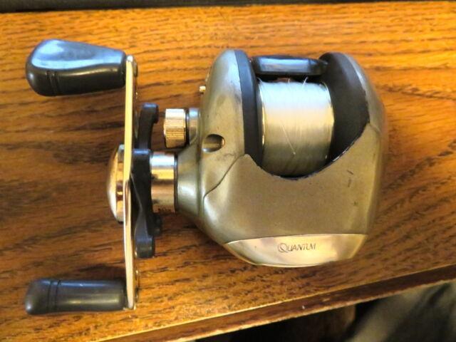 Quantum AC 500CX Baitcasting Reel
