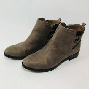 White Mountain Ramone Boots Booties