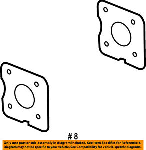 FORD-OEM-Power-Booster-Gasket-5F9Z2B022AA