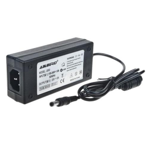 1A//1000MA 48V AC//DC Mains Desktop Power Adapter Supply PSU 2.1MM REGULATED