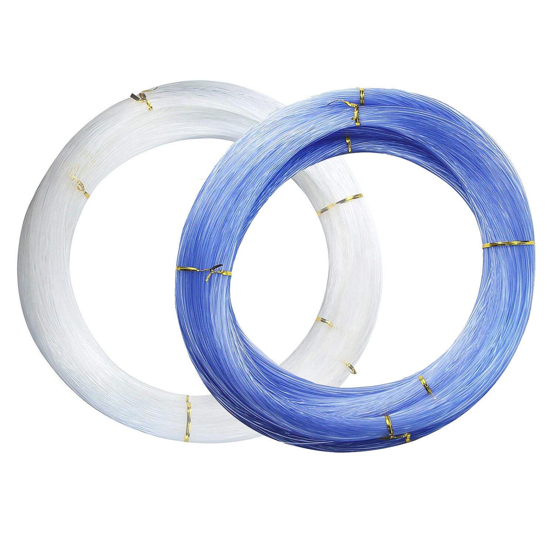 500M Nylon Fishing Line Soft Monofilament Line 0.32.0mm 13396lbs for autop Pike