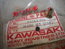NOS Kawasaki OEM Main Jet 150A 66 A1 A1SS A7 A7SS D1 71 F21M 70 G31M 92063-016