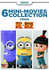 Despicable Me 6 Mini Movies Collection 2014 DVD 2014 Region 2
