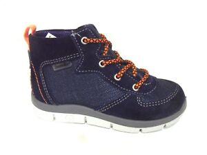 sehr schön vollständige Palette von Spezifikationen kosten charm Ricosta Pepino Schuhe Boots Pejo nautic blau Sympatex Leder ...