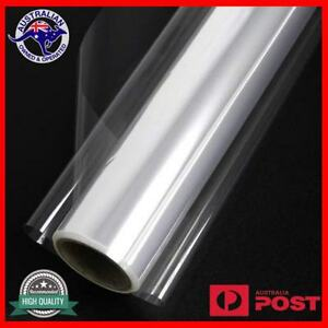 Clear Cello Cellophane Roll 760mm X 200m 50micron- Premium Quality- Free Postage