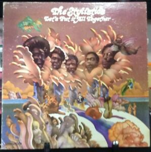 STYLISTICS-Let-s-Put-It-All-Together-Album-Released-1974-Vinyl-Record-Collection