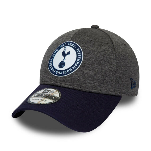 Tottenham Hotspur 2020 Era 1882 Heather Gray Blue 9forty Adjustable Hat For Sale Online Ebay