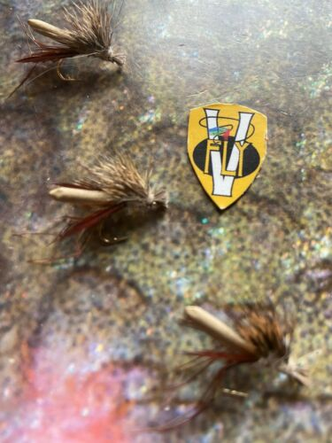 V Fly Custom Top Of The Water Ultimate Daddy Longlegs Trout Dry Flies 7 Patterns