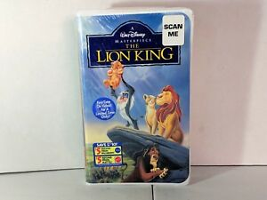The-Lion-King-VHS-Disney-Masterpiece-Collection-Sealed-Original-1995-Release