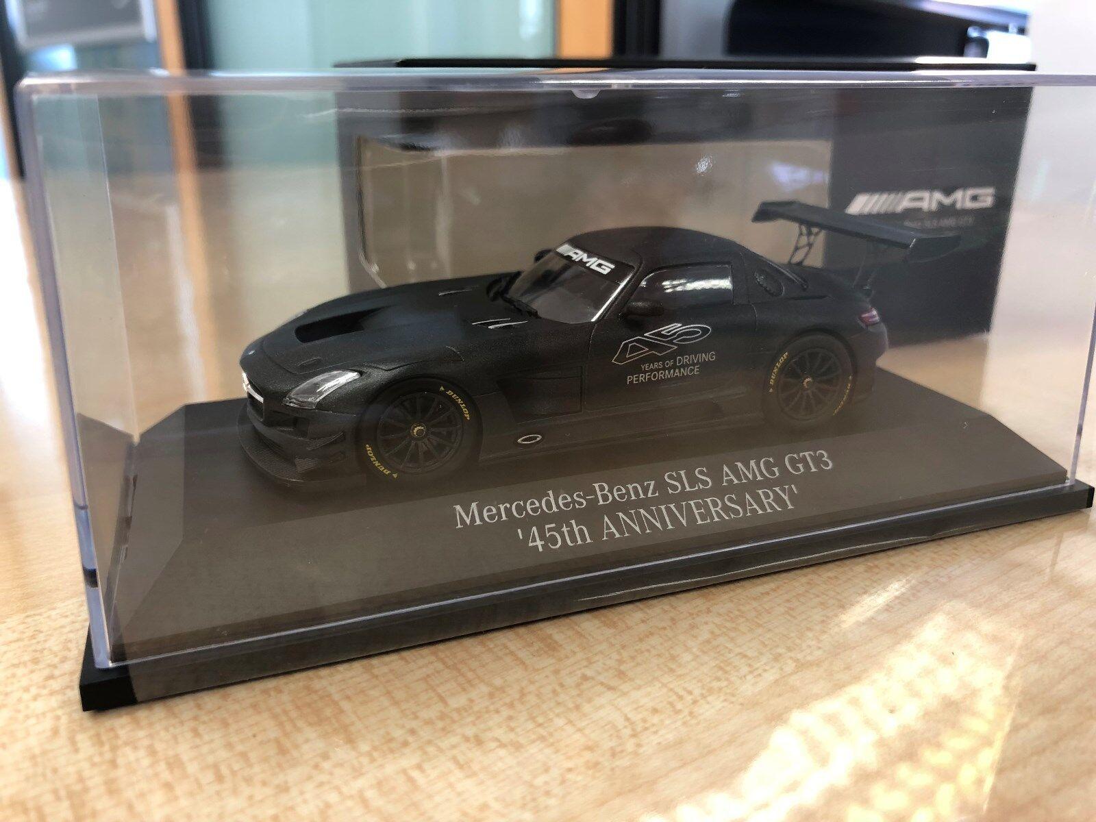 Mercedes Benz, SLS AMG GT3, 45th ANNIVERSARY, 1 43 Modell, Limited Edition  | Verschiedene Arten und Stile
