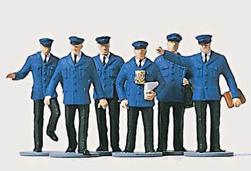Figuren Merten TT Bahnpersonal 2529
