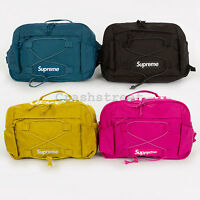 Supreme Waist Bag Ss17 Box Tee Logo Duffle Backpack Shoulder Small Cap