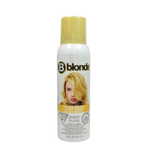 Jerome Russell B Blonde Temporary Highlight Spray Natural 35 Oz Ebay