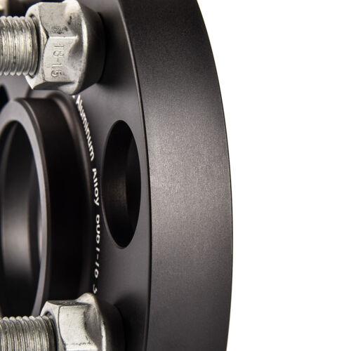 2pc 20mm Hub Centric Wheel Spacers 5x120 67.1 for Chevy//Chevrolet Camaro V VI
