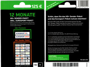 HD-Plus-PIN-Code-Verlaengerung-f-12-Monate-inkl-Eurosport-2-HD-Xtra-Bundesliga