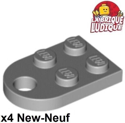 1x LEGO 32063 Braccetto Technic Sottile 1x6 Grigio chiaro4211586