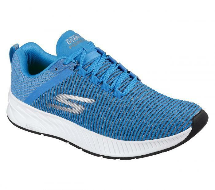 Skechers Mens Forza 3 Road Running shoes bluee Size 11.5 (Los Angeles Marathon)