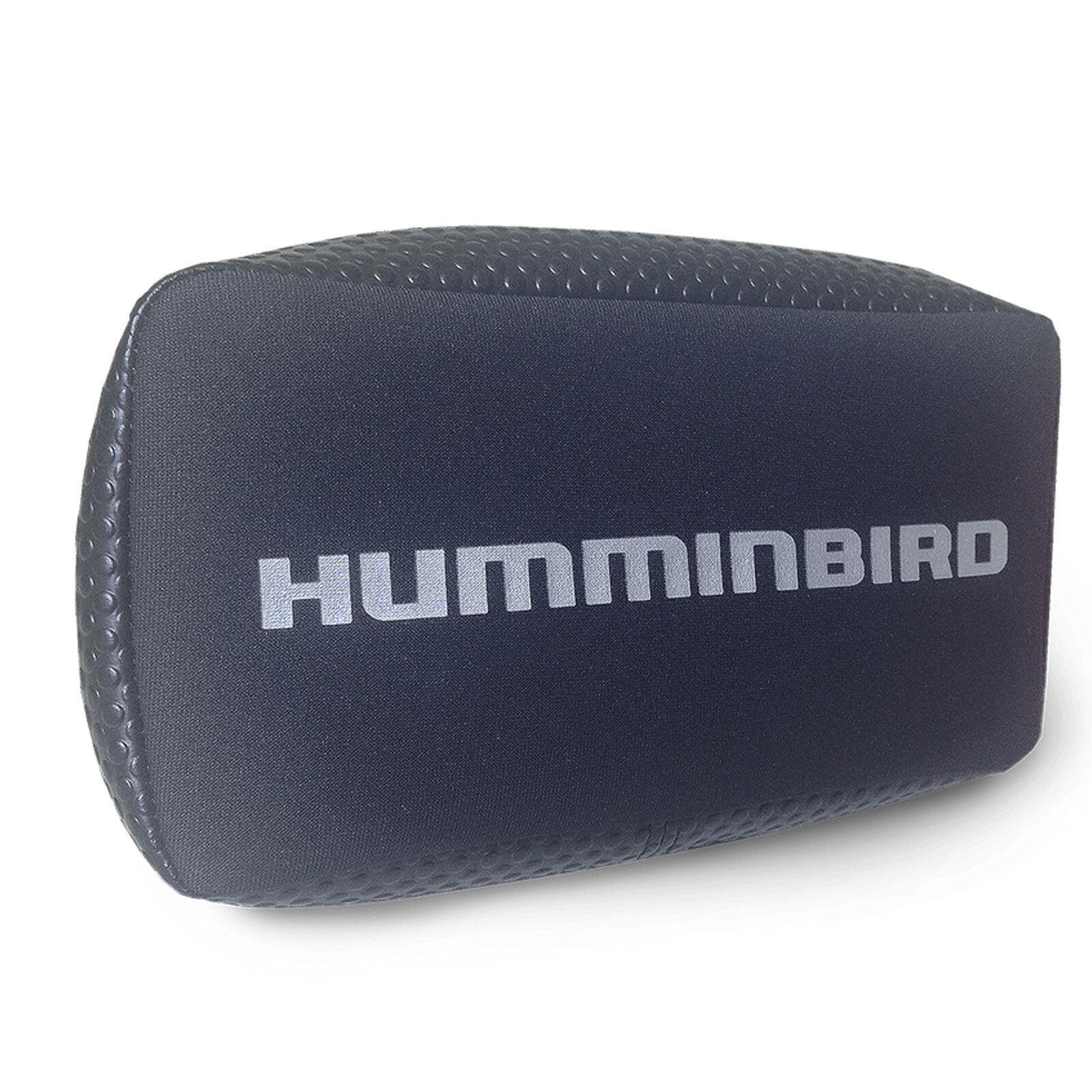 HUMMINBIRD ECOSCANDAGLIO-NEOPRENE dello schermo protezione per Helix 7 NERO PER ECHO saldature