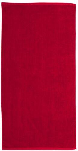 IV0358 ZUZIFY Velour Beach Towel