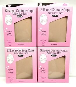 Hollywood-Fashion-Secrets-Silicone-Contour-Cups-Adhesive-Bra-Pick-any-size