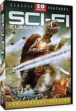 Sci-Fi Classics 50 Movie Pack (DVD, 2004, 12-Disc Set)