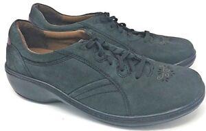 Black Flat Aravon 6 Delilah Ar Size 887057134809 Nubuck EFqvXOwx