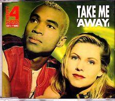 Twenty 4 seven- Take me away cd maxi single
