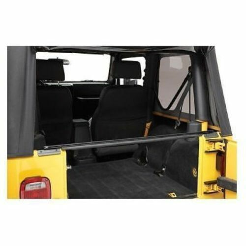 Bestop 52600-01 Tailgate Bar Replacement Kits Black fits 1997-2006 Jeep Wrangler