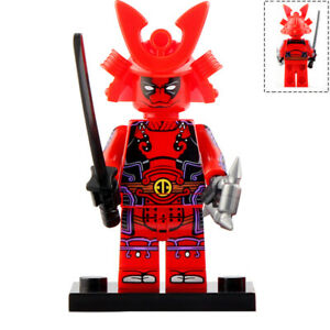 Fully Armed Ironman Marvel Comics Lego Moc Minifigure Gift For Kids