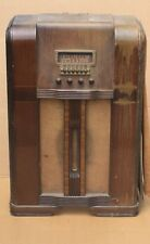 1941 Firestone Air Chief Console Radio Model S 7404 5 Por