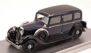 Lancia Artena Iii Series 1933 Bleu / noir 1:43 Kess Modèle Ks43019010