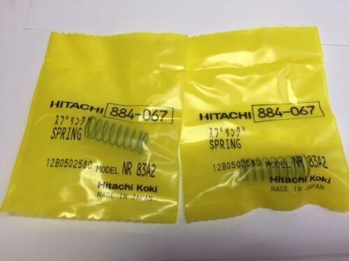 NR83A2 2 Qty- Hitachi 884-067 884067 Spring for NR83A2 S NV83A3 NV83A51
