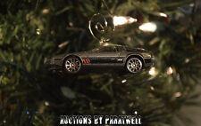 Custom '81 '82 DMC DeLorean 1/64th Christmas Ornament Adorno Back to the Future