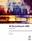 AS Accounting for AQA by David Cox, Michael Fardon (Paperback, 2008)