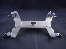 Fisher Castaloy Double Dual Burette Clamp Holder Micro Up To 100ml 05 779q 1pk B