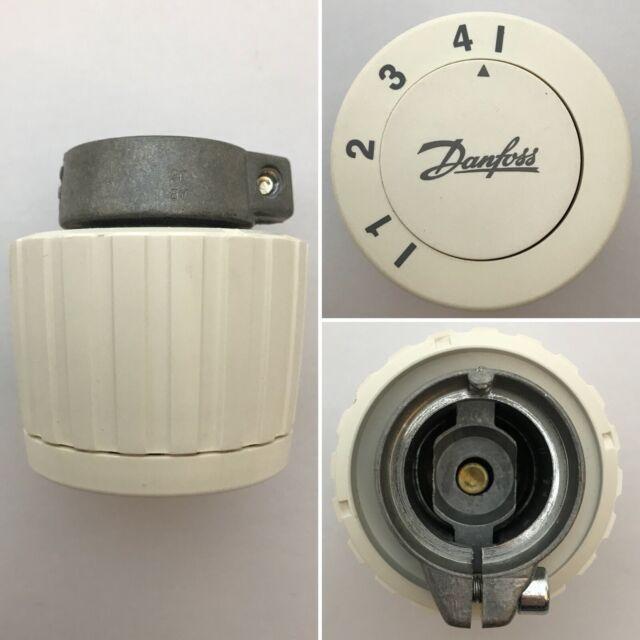 Danfos Thermostatköpfe FJVR 003L1040