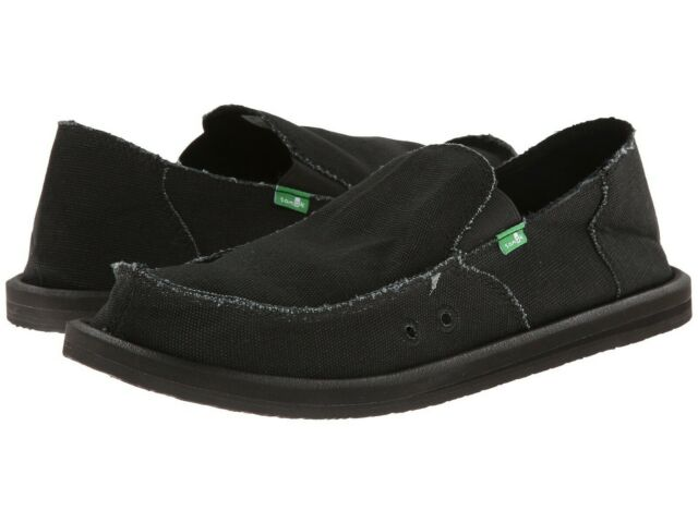 Shoes Sanuk VAGABOND Slip On Canvas