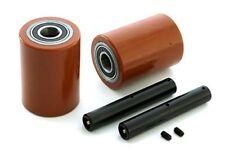 Toyota 8HBW23 Electric Pallet Jack Load Wheel Kit (Wheels, Axles, hardware)