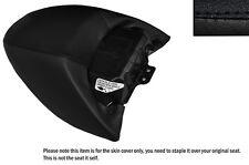 Negro Stitch Custom encaja Harley Davidson Street Rod vrscr trasera cubierta de asiento