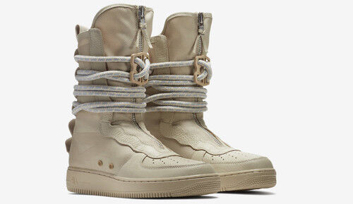 Nike SF AF1 High Special Field Rattan Tan Boots AA1128-200 The most popular shoes for men and women