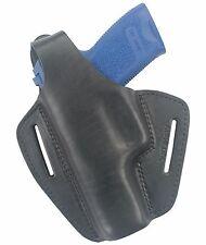 Leder Pistolenholster Gürtel Pistole Holster Heckler & Koch HK USPc P10 Links