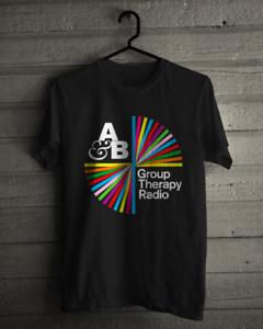 3XL Anjunabeats Symbol T Shirt Mens Black Tee Short Sleeve Size S