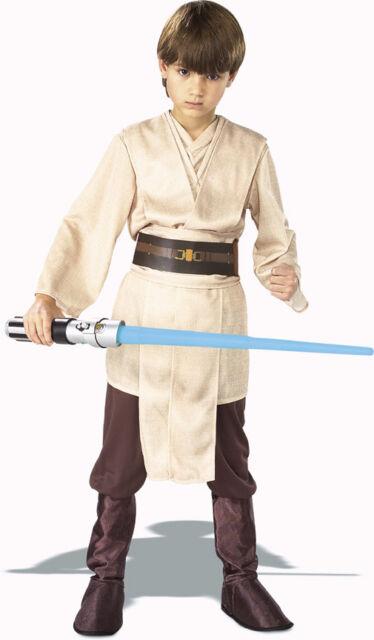 Deluxe Star Wars Jedi Knight Kid's Costume Revenge of the Sith