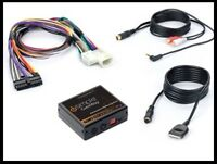 Digital Ipod/iphone Adapter Interface Kit For Select Toyota/lexus Factory Radio