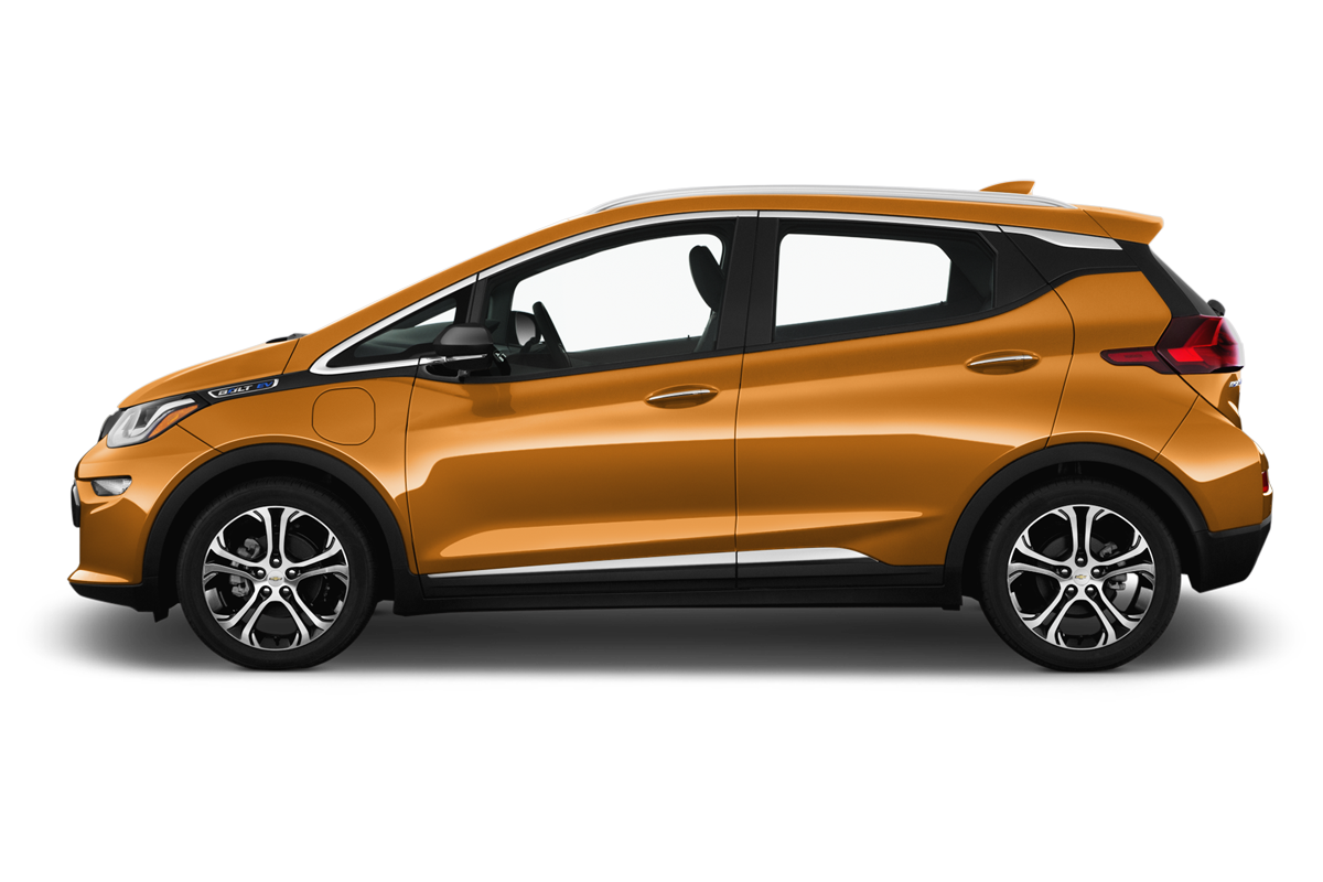 Chevrolet Bolt side view