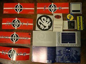 PLASIKMAN-PLUS-8-netWORK-SPECIAL-2-Sticker-Labels-Booklet-Condom-RARITIES