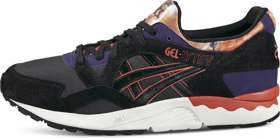Asics Onitsuka Tiger Gel Lyte 5 V H602N-9090 Turnschuhe schuhe Schuhe Mens NEU NEW