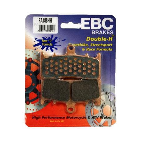 EBC Rear Sintered Brake Pads FA63HH SUZUKI SV 650 SX-Y//SK1-2 TOP FAIRING NON ABS