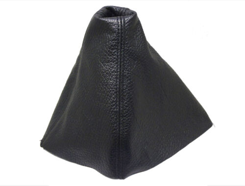 GEAR GAITER LEATHER BLACK   OPEL ASTRA H MODELS 2004 TO 2010
