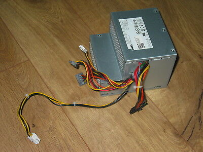 Dell 760 780 960 DT Power Supply F255E-01 H255E-01 D255P-00 L255P-01 AC255AD-00